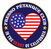 Fresno Petanque Club Patch